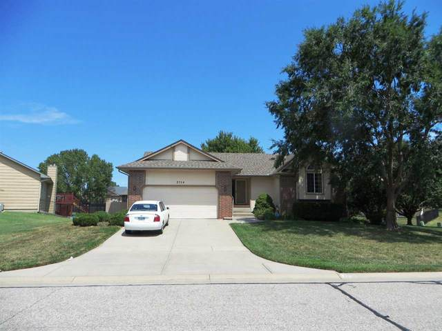 2754 N Meadow Oaks St, Wichita, KS 67220 (MLS #585180) :: Preister and Partners | Keller Williams Hometown Partners