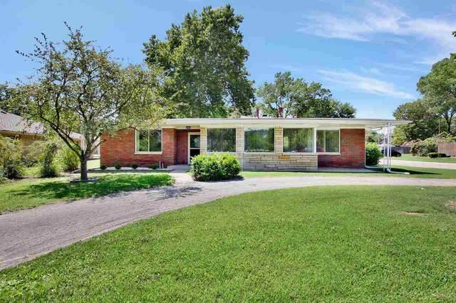 647 S Lakeshore Dr, Wichita, KS 67230 (MLS #585182) :: Preister and Partners | Keller Williams Hometown Partners