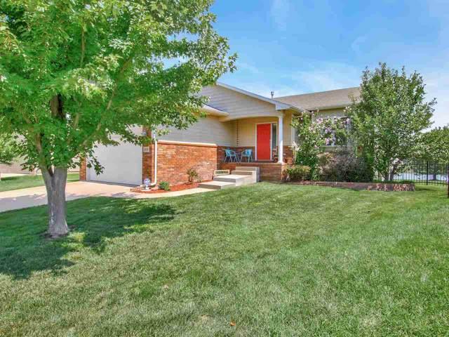 1145 W Sumac, Andover, KS 67002 (MLS #585194) :: Kirk Short's Wichita Home Team