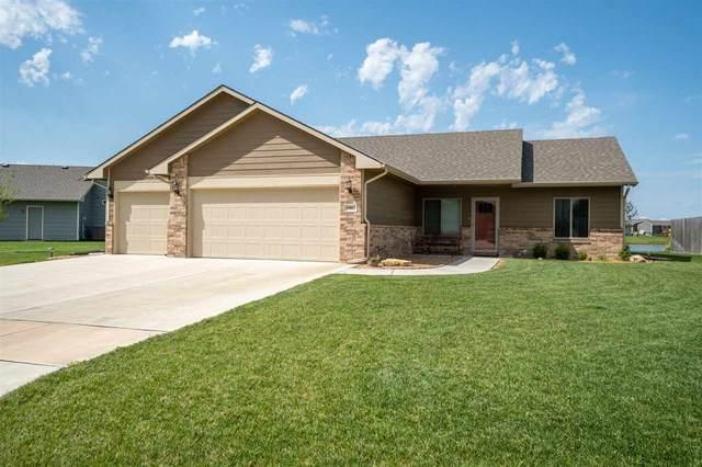 1802 E Aster St, Andover, KS 67002 (MLS #585201) :: Kirk Short's Wichita Home Team