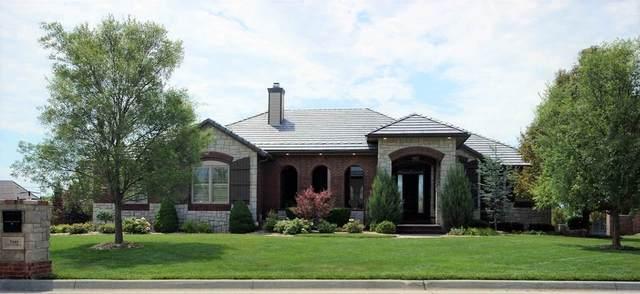 2105 N Clear Creek St, Wichita, KS 67230 (MLS #585206) :: Kirk Short's Wichita Home Team