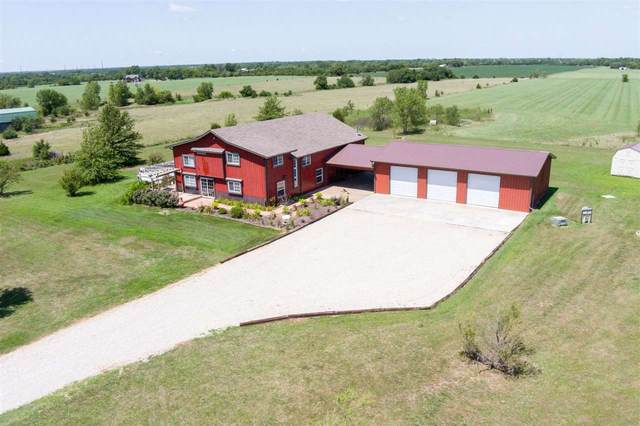11510 SW 180th St, Rose Hill, KS 67133 (MLS #585208) :: On The Move