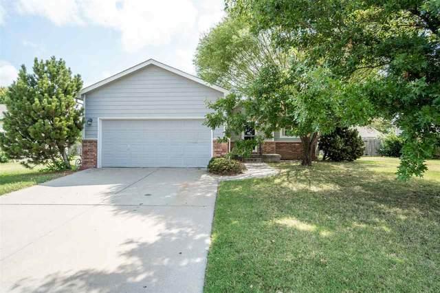 1702 N Woodchuck St, Wichita, KS 67212 (MLS #585219) :: Kirk Short's Wichita Home Team