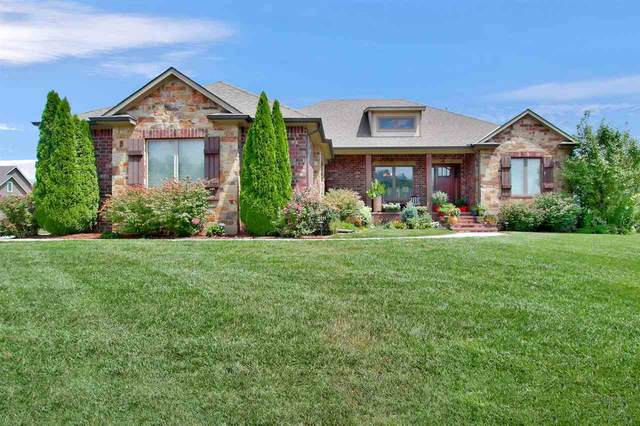 1610 N Graystone St, Wichita, KS 67230 (MLS #585222) :: Kirk Short's Wichita Home Team