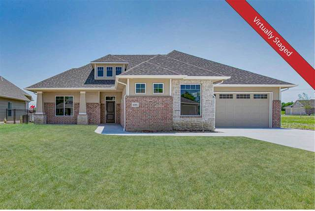 6301 E Central Park Ct., Bel Aire, KS 67220 (MLS #585231) :: Jamey & Liz Blubaugh Realtors