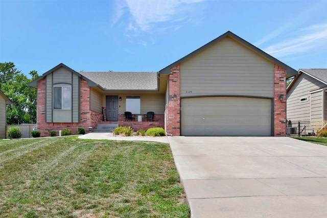 2529 N Sandstone St., Andover, KS 67002 (MLS #585233) :: Kirk Short's Wichita Home Team