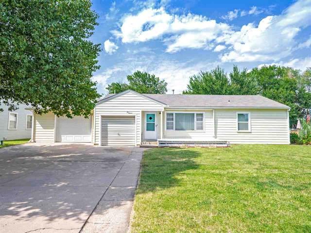 1016 E 12th Ave, Hutchinson, KS 67501 (MLS #585235) :: Keller Williams Hometown Partners
