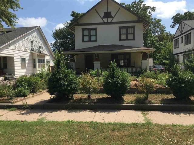 1420 N Park Place, Wichita, KS 67203 (MLS #585239) :: Kirk Short's Wichita Home Team