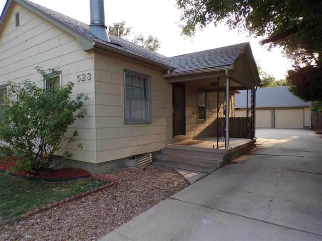 523 S Volutsia, Wichita, KS 67211 (MLS #585243) :: Kirk Short's Wichita Home Team
