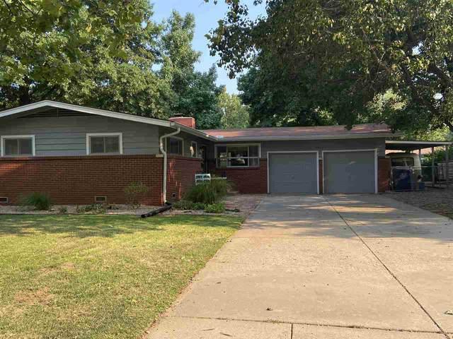 9821 W Hardtner Ave, Wichita, KS 67212 (MLS #585246) :: Kirk Short's Wichita Home Team