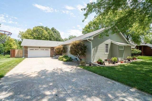 224 S Williamsburg St, Andover, KS 67002 (MLS #585247) :: Kirk Short's Wichita Home Team