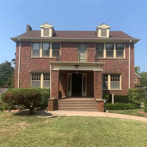 411 N Terrace, Wichita, KS 67208 (MLS #585266) :: Pinnacle Realty Group