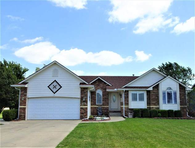 440 Meadowlark Dr, El Dorado, KS 67042 (MLS #585270) :: Preister and Partners | Keller Williams Hometown Partners