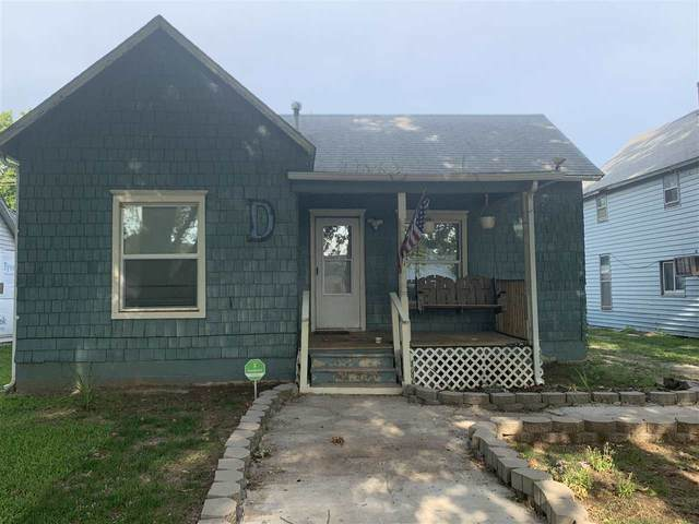 1507 Manning St, Winfield, KS 67156 (MLS #585280) :: On The Move