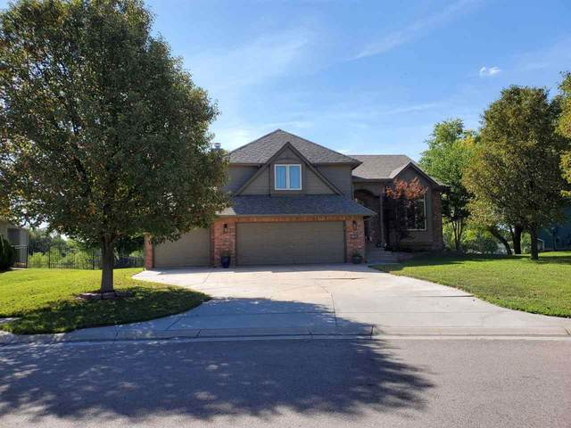 330 S Fairway Cir, Andover, KS 67002 (MLS #585292) :: On The Move