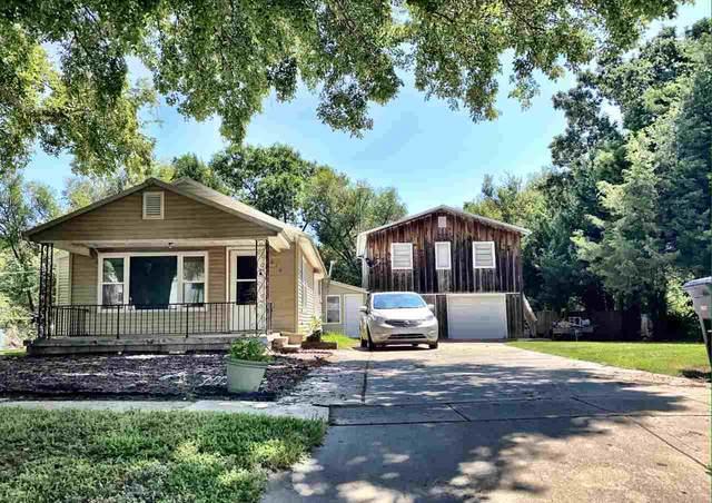 910 S Emporia St, El Dorado, KS 67042 (MLS #585299) :: Preister and Partners | Keller Williams Hometown Partners
