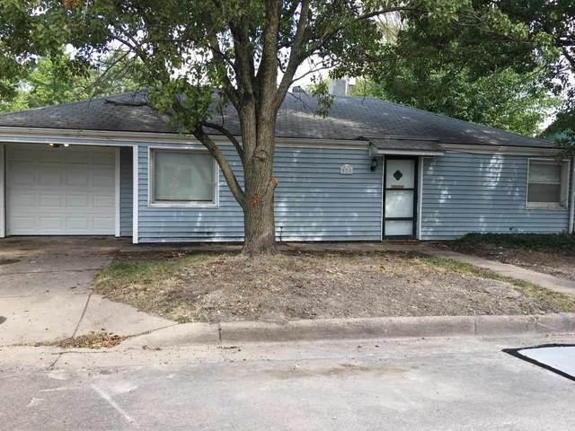 528 Sunnyside Ct, Newton, KS 67114 (MLS #585301) :: Preister and Partners | Keller Williams Hometown Partners