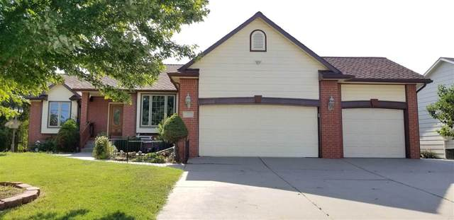 2321 S Cooper St, Wichita, KS 67207 (MLS #585309) :: Pinnacle Realty Group