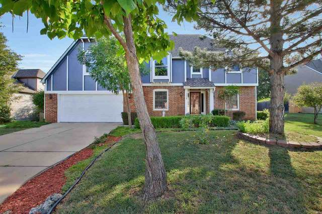 7028 E Mainsgate Ct, Wichita, KS 67226 (MLS #585345) :: Keller Williams Hometown Partners