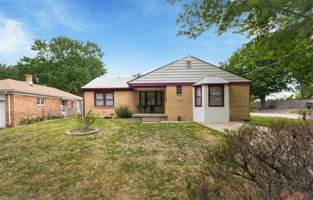 1701 S Mission Rd, Wichita, KS 67207 (MLS #585365) :: Preister and Partners | Keller Williams Hometown Partners