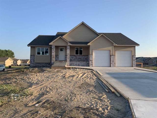 3005 W 43rd St S, Wichita, KS 67217 (MLS #585376) :: Keller Williams Hometown Partners