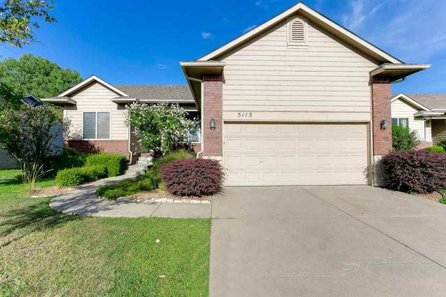 5113 N Blackhawk, Wichita, KS 67219 (MLS #585392) :: Graham Realtors