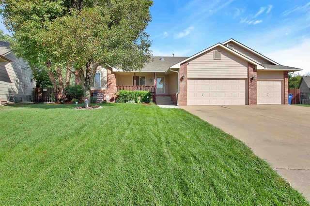 2358 N Covington Ct, Wichita, KS 67205 (MLS #585410) :: On The Move