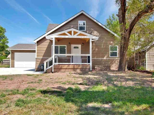 624 N Anna St, Wichita, KS 67212 (MLS #585420) :: Keller Williams Hometown Partners