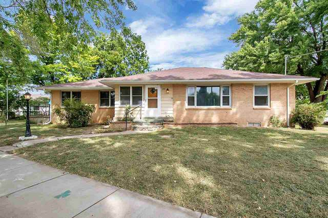 200 W Anderson Ave, Andale, KS 67001 (MLS #585440) :: On The Move