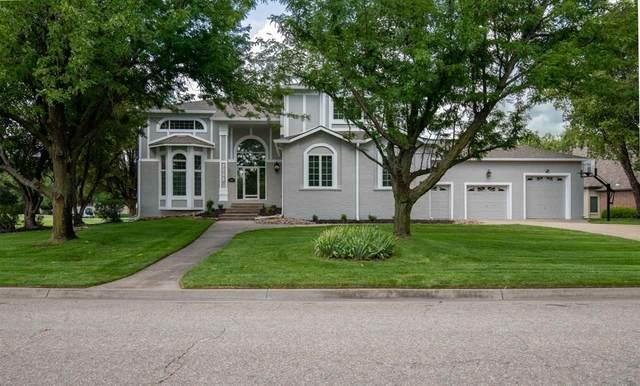 2503 N Lake Ridge Cir., Wichita, KS 67205 (MLS #585488) :: Graham Realtors