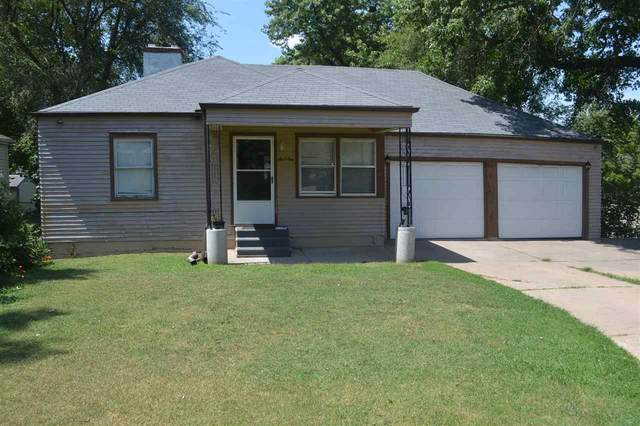 601 S Clifton Ave, Wichita, KS 67218 (MLS #585505) :: On The Move