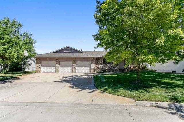 124 N Miles Ave, Valley Center, KS 67147 (MLS #585528) :: Pinnacle Realty Group