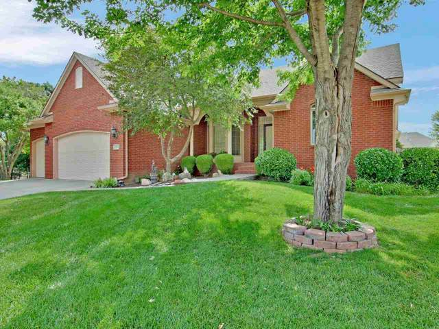 13321 E Tallowood Ct, Wichita, KS 67230 (MLS #585543) :: Preister and Partners | Keller Williams Hometown Partners