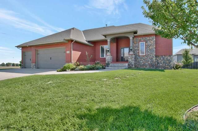 3370 N Brush Creek Cir, Wichita, KS 67205 (MLS #585558) :: Keller Williams Hometown Partners