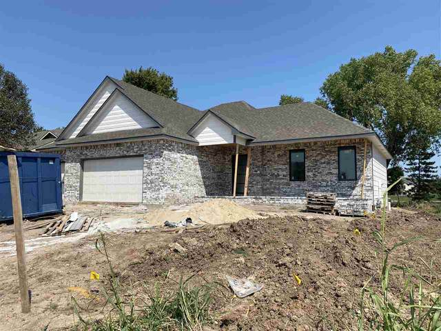 14812 W Moscelyn, Wichita, KS 67235 (MLS #585579) :: On The Move