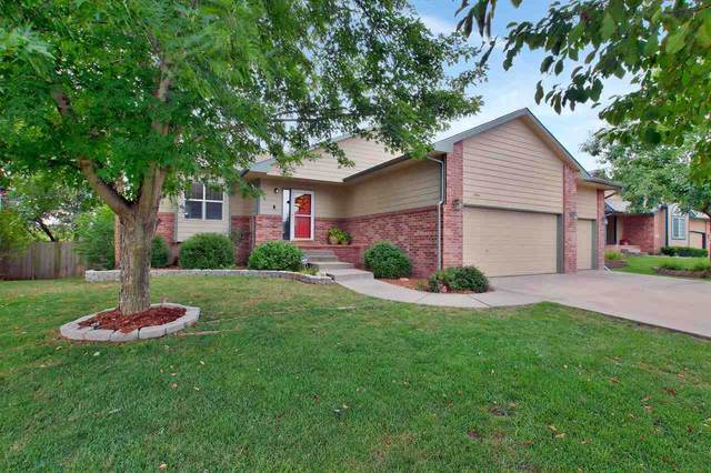 1401 W Quail Crossing Ct, Andover, KS 67002 (MLS #585599) :: On The Move