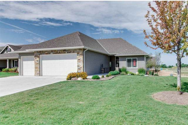 5938 E Wildfire, Bel Aire, KS 67220 (MLS #585601) :: On The Move