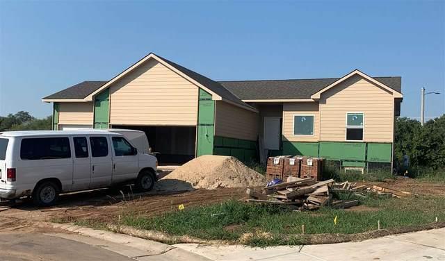 4645 S Flora Ct, Wichita, KS 67215 (MLS #585615) :: Preister and Partners | Keller Williams Hometown Partners