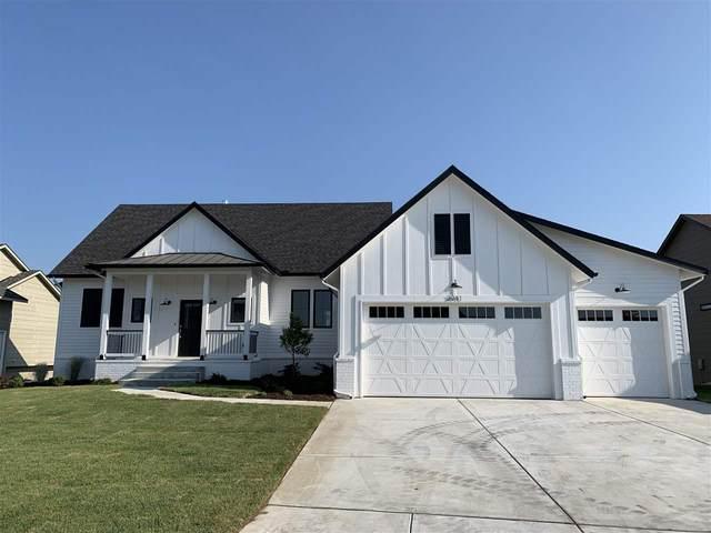 3941 N Estancia Court, Wichita, KS 67205 (MLS #585622) :: Keller Williams Hometown Partners