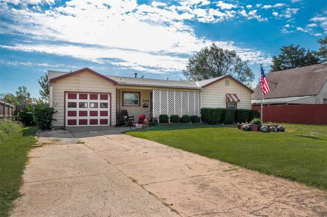 528 N Main St, Caldwell, KS 67022 (MLS #585624) :: Kirk Short's Wichita Home Team