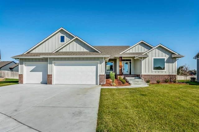 4431 N Ridge Port Ct, Wichita, KS 67205 (MLS #585644) :: Keller Williams Hometown Partners
