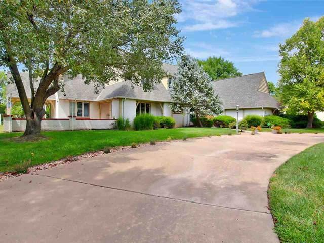 15 N Sandalwood St, Wichita, KS 67230 (MLS #585646) :: Preister and Partners | Keller Williams Hometown Partners