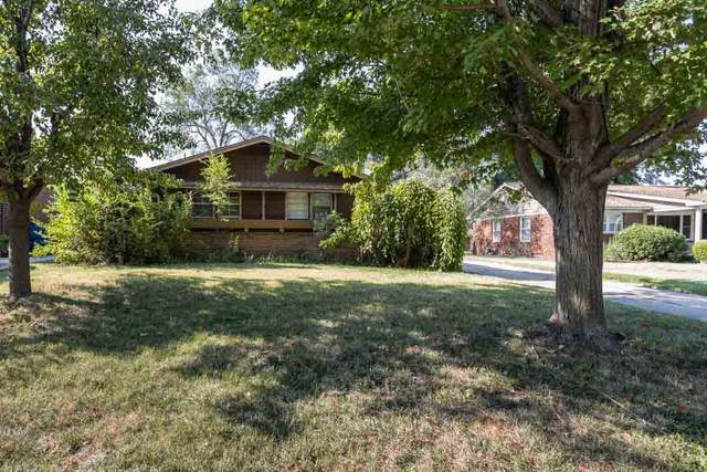 7515 E Indianapolis St, Wichita, KS 67207 (MLS #585651) :: Keller Williams Hometown Partners