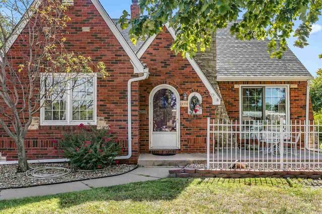 1606 N West St, Wichita, KS 67203 (MLS #585654) :: Keller Williams Hometown Partners