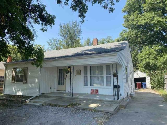 815 N Oliver Ave, Wichita, KS 67208 (MLS #585657) :: Keller Williams Hometown Partners