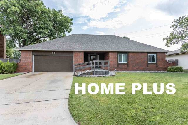 1418 S Todd Pl, Wichita, KS 67207 (MLS #585679) :: On The Move