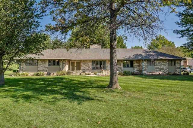 14502 E Willowbend Ct, Wichita, KS 67230 (MLS #585705) :: Graham Realtors