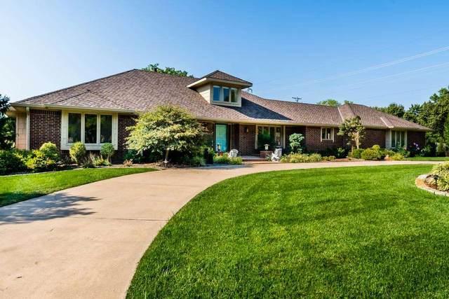 8001 E Killarney Court, Wichita, KS 67206 (MLS #585755) :: Preister and Partners | Keller Williams Hometown Partners