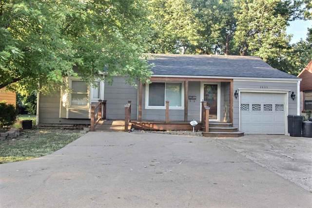 2835 E Pawnee St, Wichita, KS 67211 (MLS #585758) :: Keller Williams Hometown Partners