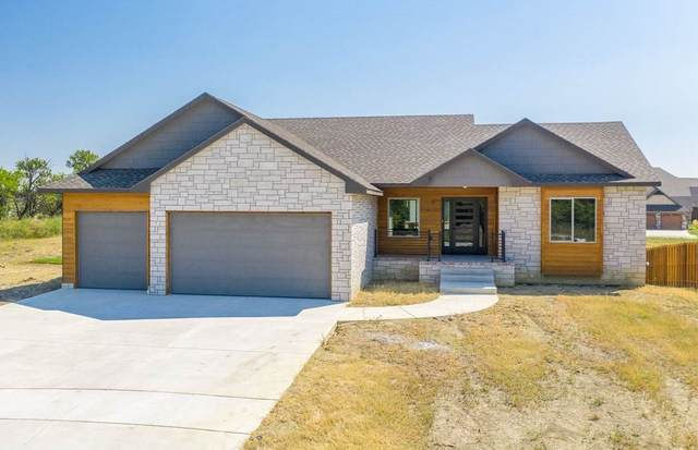 8218 E Saw Mill Ct, Wichita, KS 67226 (MLS #585785) :: Keller Williams Hometown Partners